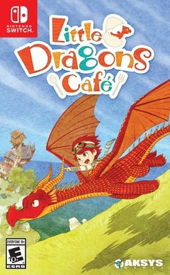 LITTLE DRAGONS CAFÉ NINTENDO SWITCH