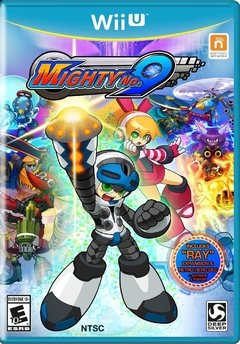 MIGHTY Nº9 LAUNCH EDITION Wii U
