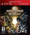 MORTAL KOMBAT VS DC UNIVERSE PS3