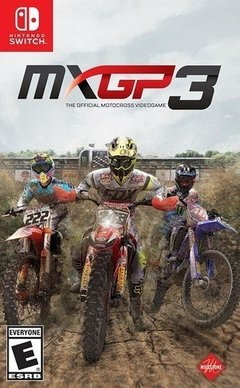 MXGP 3 THE OFFICIAL MOTOCROSS VIDEOGAME NINTENDO SWITCH