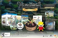 NI NO KUNI 2 REVENANT KINGDOM COLLECTOR'S EDITION PS4