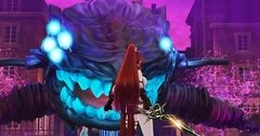 NIGHTS OF AZURE 2 BRIDE OF THE NEW MOON NINTENDO SWITCH - Dakmors Club