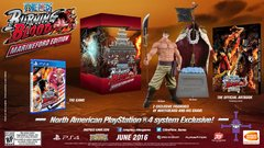 ONE PIECE BURNING BLOOD MARINEFORD EDITION PS4 - comprar online