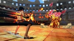 ONE PIECE BURNING BLOOD MARINEFORD EDITION PS4