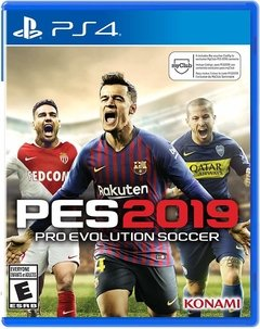 PRO EVOLUTION SOCCER 2019 PES 2019 PS4