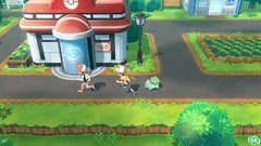 POKEMON LETS GO PIKACHU NINTENDO SWITCH en internet
