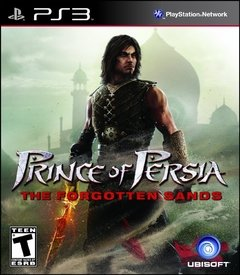 PRINCE OF PERSIA THE FORGOTTEN SANDS PS3