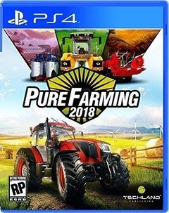 PURE FARMING 2018 DAY ONE PS4