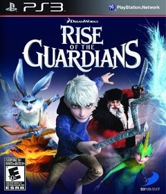 RISE OF THE GUARDIANS THE VIDEO GAME PS3