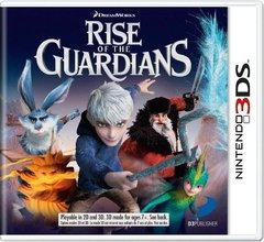 RISE OF THE GUARDIANS 3DS