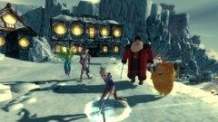 RISE OF THE GUARDIANS THE VIDEO GAME PS3 - tienda online