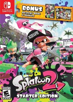 SPLATOON 2 STARTER EDITION NINTENDO SWITCH