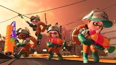 SPLATOON 2 NINTENDO SWITCH - comprar online