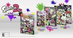 SPLATOON 2 STARTER EDITION NINTENDO SWITCH - comprar online