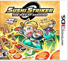 SUSHI STRIKER THE WAY OF THE SUSHIDO 3DS