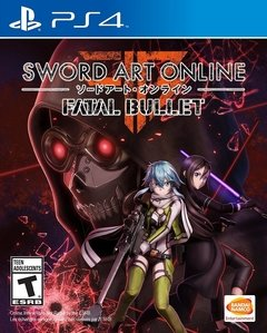 SWORD ART ONLINE FATAL BULLET PS4