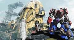 TRANSFORMERS RISE OF THE DARK SPARK PS3 - comprar online