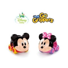 Autos Mickey & Minnie Go Grippers (2 unidades) - Love 10325