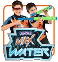 Pistola Doble Pechera P/agua Power Max Water Video Tv en internet