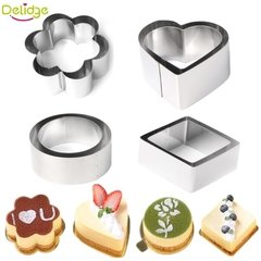 Molde Corazon  Acero Inox. X2  Ideal Cheesecake  Etc. en internet