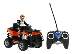 Cuatriciclo Cross Country Atv
