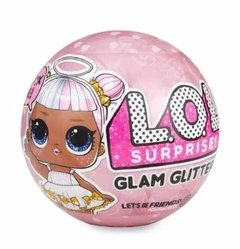 Muñecas Lol Surprise Glam Gliter Original-