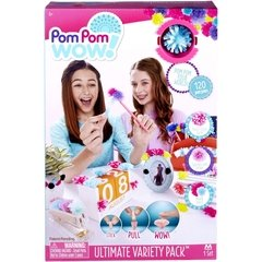 Pom Pom Wow Ultimate Variety Pack 120 Pompones