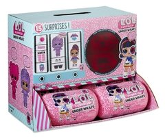 Muñecas Lol Surprise Under Wraps - - comprar online