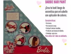 Pinta Pelo Barbie Magic Hair Paint Original Video Tv! - comprar online