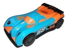 Pista De Carreras Tipo Scalextric 286cm Hot Wheels en internet