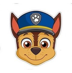 10 Antifaces  Surtido Paw Patrol  Cotillon