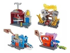 Hot Wheels City Dowtown Varios Modelos