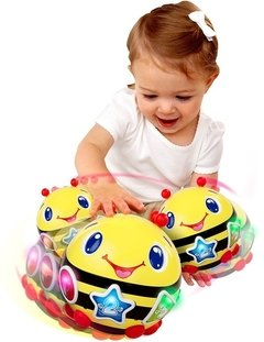 Pelota Musical Luces Bebe Bright Starts 9101 en internet