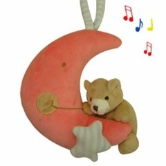 Muñeco Peluche Musical De Tira Love 4040 Animal en internet