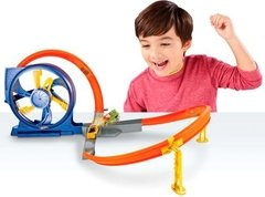 Pista Turbina De Choque Hot Wheels Mira Video