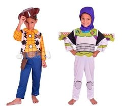 Disfraz Toy Story Woody O Buzz Originales New Toys