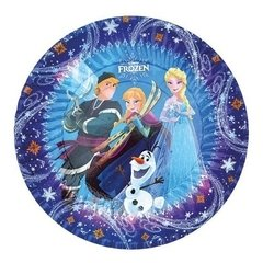 Platos Frozen  - 4 Pack  X 10 U C/u  Cotillon