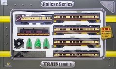 Trenes  Train Familial   - Railcar Series -  Fenfa -