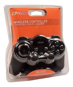 Joystick Playstation Inalambrico Ps2 Ps3 Pc Noga 093 - comprar online