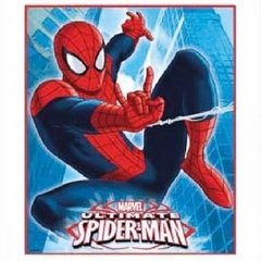 Mantel  Tematica Spiderman  X1 U. Cotillon