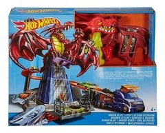 Pista Dragon Explosivo Hot Wheels Original Mattel - comprar online