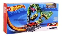 Pista Garra Trituradora Hot Wheels Original Mattel en internet