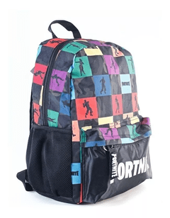 Mochila Espalda Fortnite  Baile Multicolor 17´ en internet