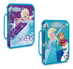 Cartuchera Canopla Desplegable Escolar Orig. Frozen