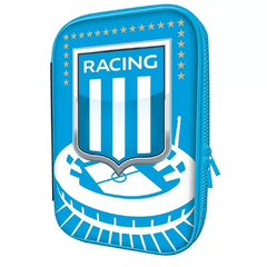 Cartuchera Escolar Licencia Oficial Racing Club