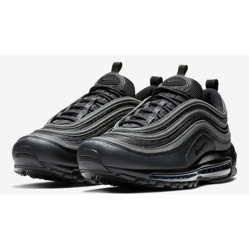NIKE AIR MAX 97 TRIPLE BLACK The Outlet Sneakers