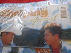 Imagem do Leandro E Leonardo Shopping Music Especial Revista E Cd Novo