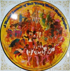 A Musical Souvenir Of Walt Disney World'S Magic Kingdom