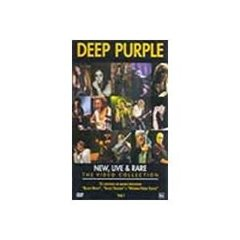 Deep Purple New Live & Rare Vol. 1 Dvd