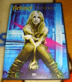 Britney The Videos - Dvd Original Confira!!